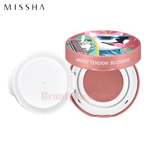 MISSHA Moist Tension Blusher 8g  [Beyond Closet Edition]